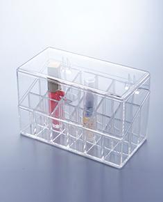 唇膏和指甲油收纳盒