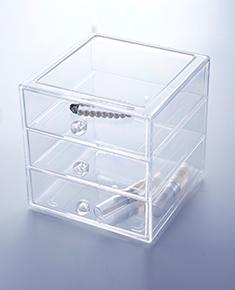 抽屉化妆盒
